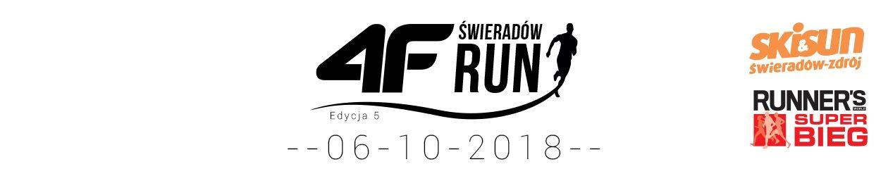 4F Świeradów RUN -V Bieg Górski na Stóg Izerski w Świeradowie Zdroju – 06.10.2018
